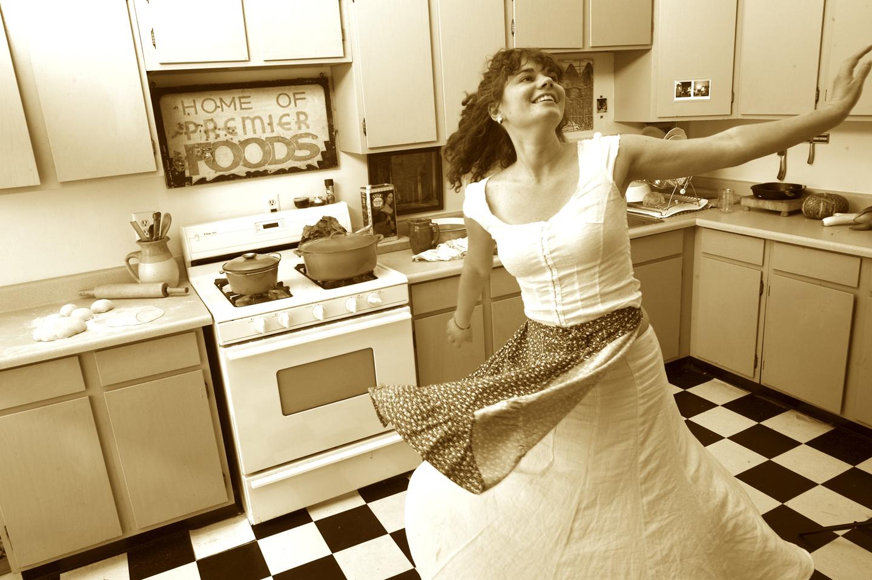 wendy van wagner owner in the kitchen cooking school