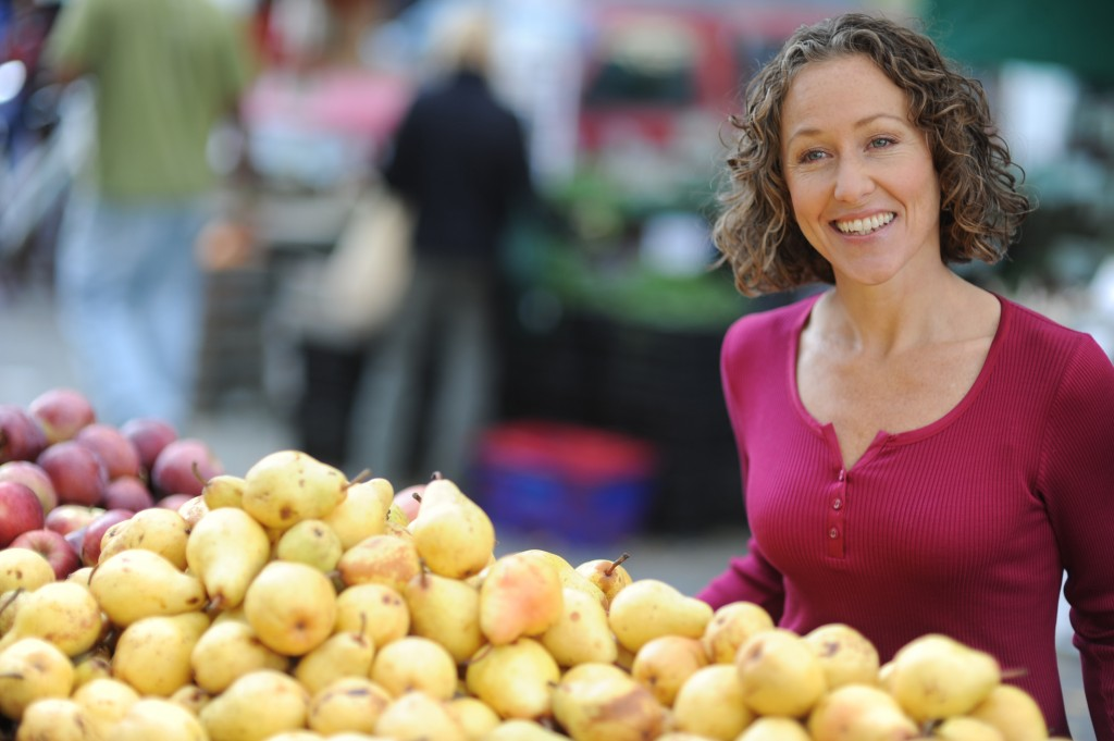 Andrea Beaman / Natural Foods Advocate & Chef / Holistic Health Coach