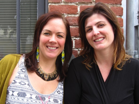 Marissa Guggiana & Tia Harrison / Co-Founders / The Butcher's Guild