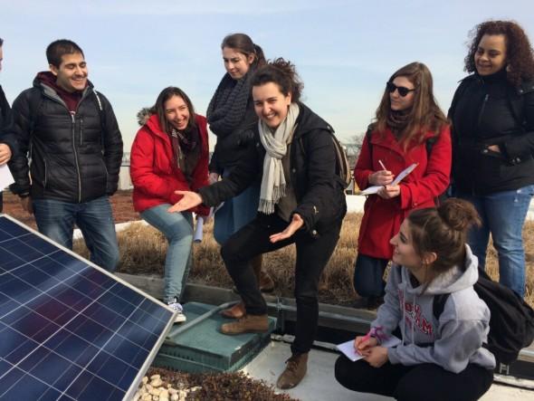 Eugenia Manwelyan / Program Director / Eco Practicum