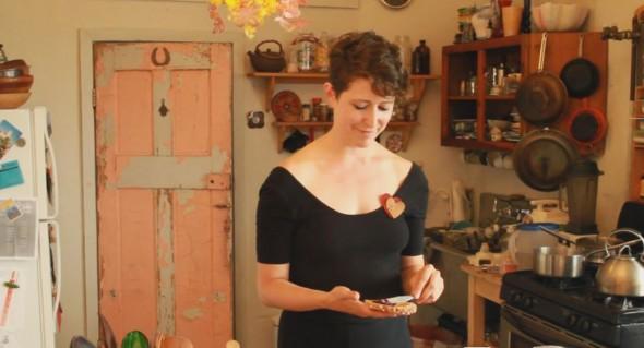 Jessica Olah / Artist / 2,340 Peanut Butter & Jelly Sandwiches