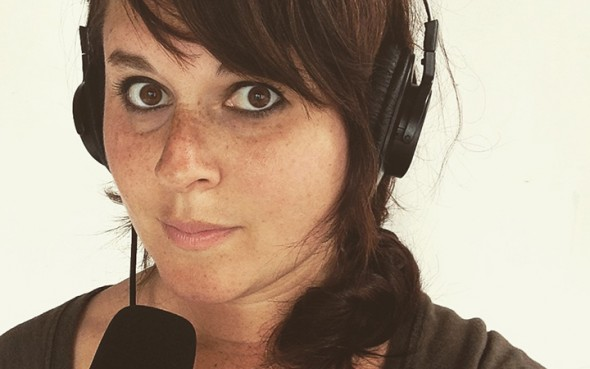 Sara Brooke Curtis / Independent Radio Producer / 11th Hour Food and Farming Journalism Fellow
