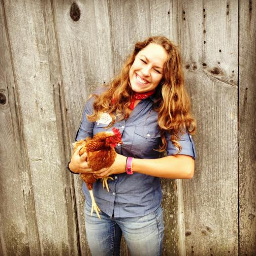 Emily Melvin / Farm Manager & Sustainable Farming Educator