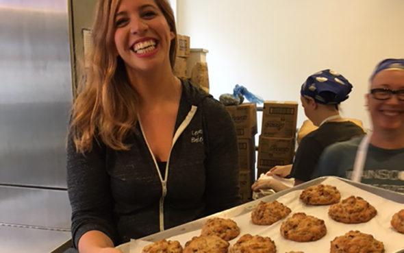 Jennifer Perlmutter / Director of Human Resources / Levain Bakery