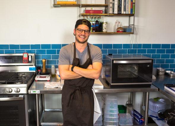 Alexander Plotkin / Chief Culinary Officer / Tovala