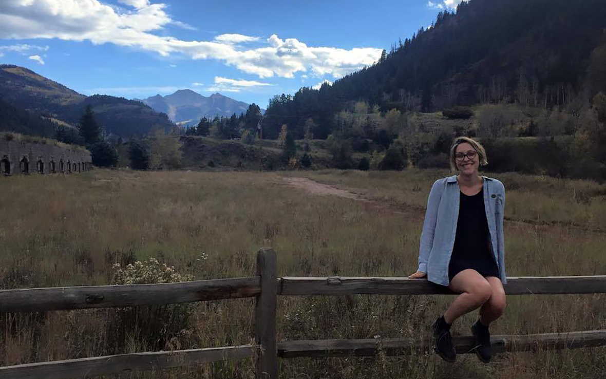 Brianna Bowman / National Farmer Training Networks Manager / New Entry Sustainable Farming Project