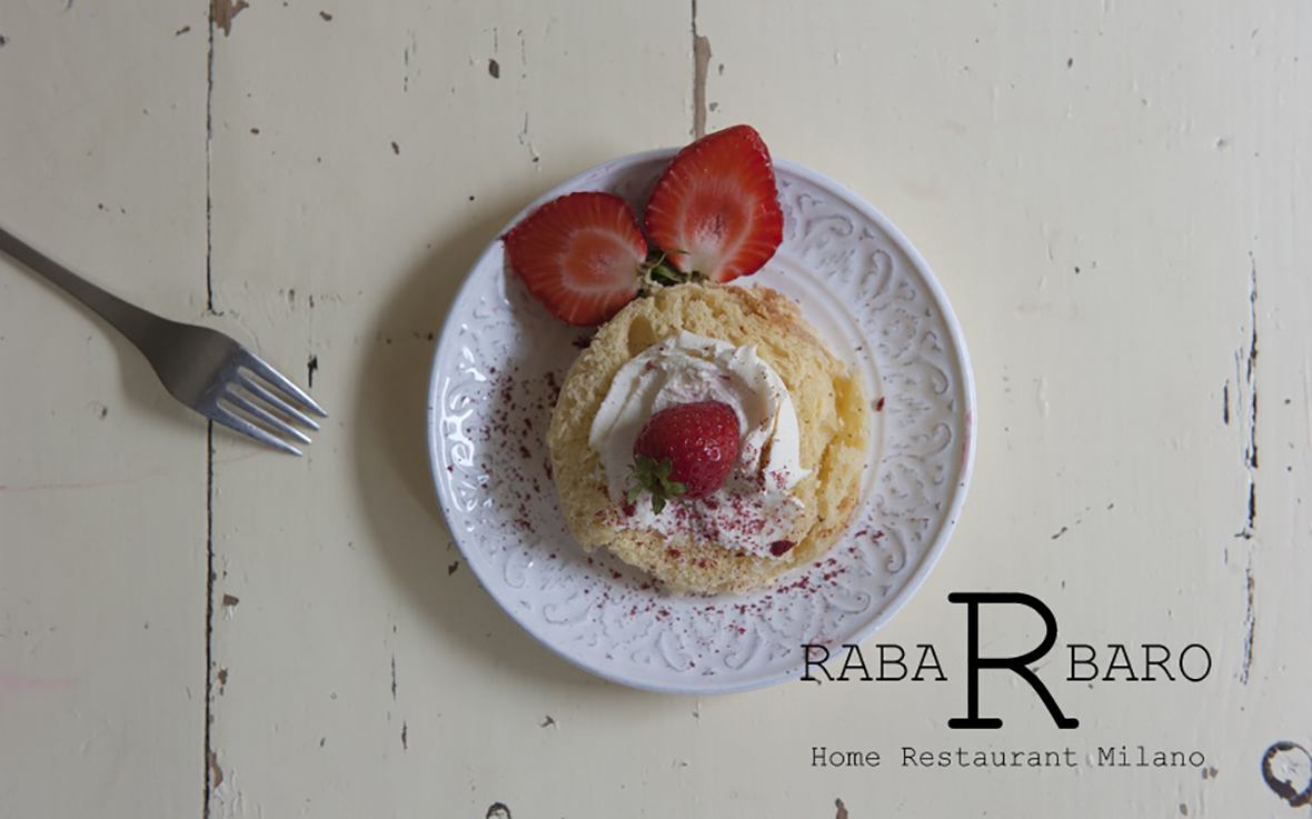 Roberta Vocaturo / Chef Owner / Rabarbaro Home Restaurant
