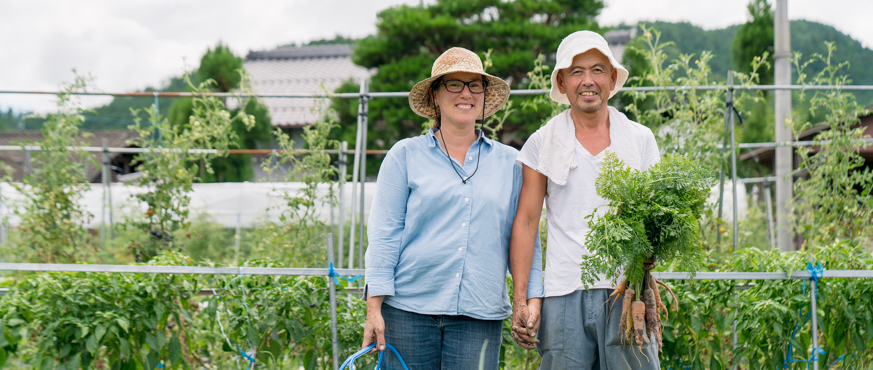 Seeking (and Finding) Balance at Hello Farm Organics in Kyoto, Japan