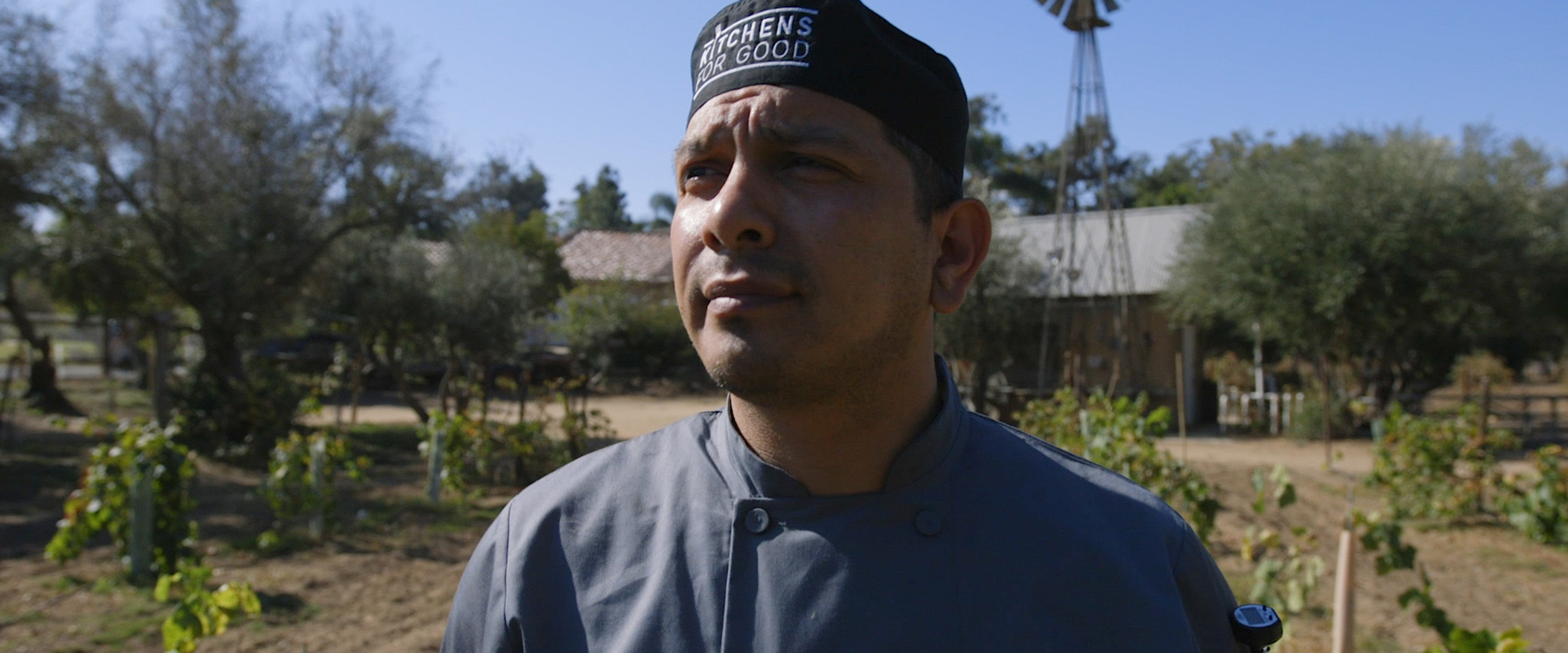A Second Chance Through Food: Ricky Barrero and Kitchens for Good