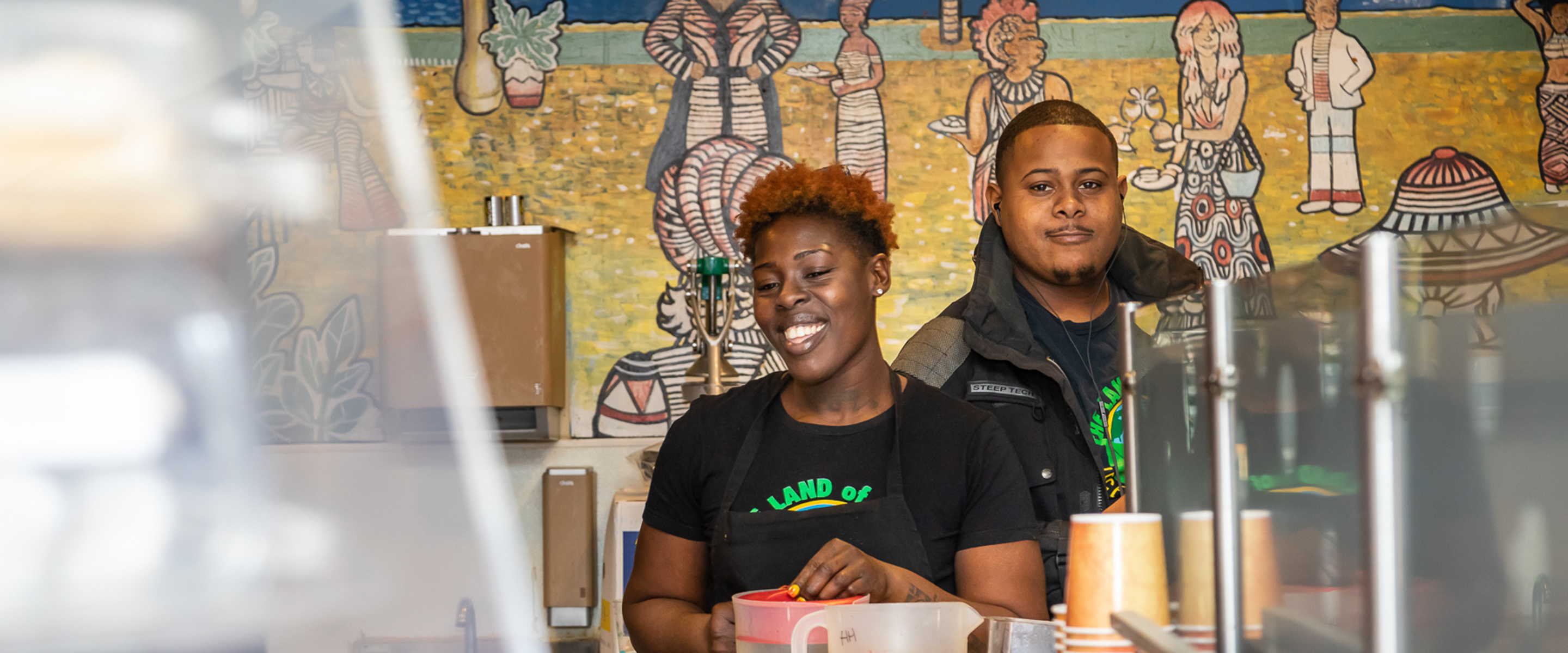 Land of Kush: A Baltimore Restaurant Sees the Future in Soul Food