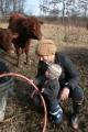 Allison Toepp / Co-Owner & Farmer / Back Paddock Farm